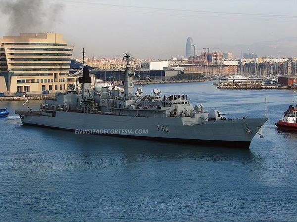 HMS Cumberland F85 02M - JMF