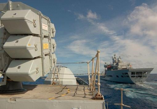 HMS Cumberland F85 03 - MoD