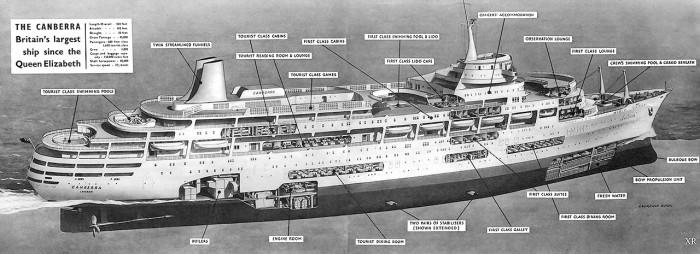 SS Canberra 02 - XR FLKR