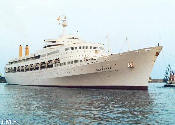 SS Canberra 11 - JMF