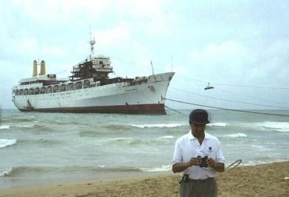 SS Canberra 13 Gadani