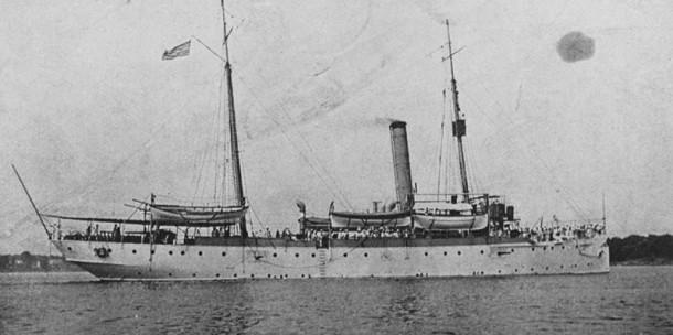 USS Marietta - NHC