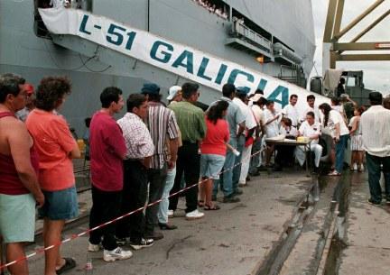 Galicia L-51 01 - Op Alfa-Charlie - MDE