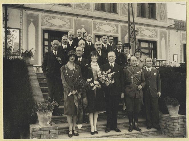 Marconi - Casa de los italianos - BCN