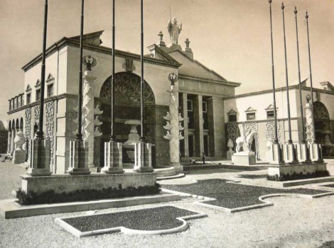 Pabellón Italia - BCN 1929