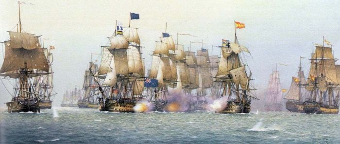 Principe de Asturias - Trafalgar