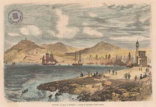 Puerto Barcelona 1800 - ICC