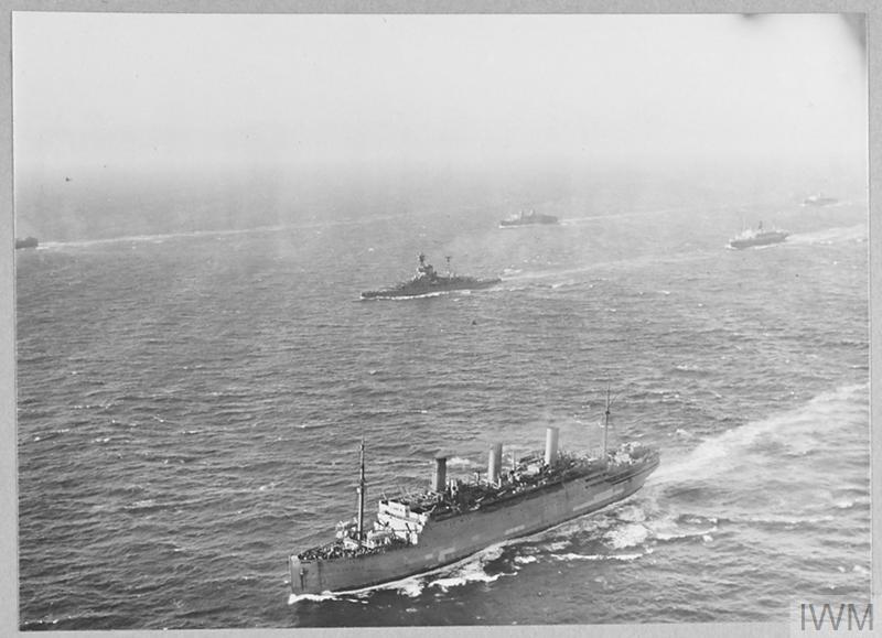HMS Batory 02 - IWM