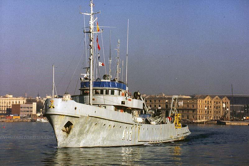 Poseidon A-12 04