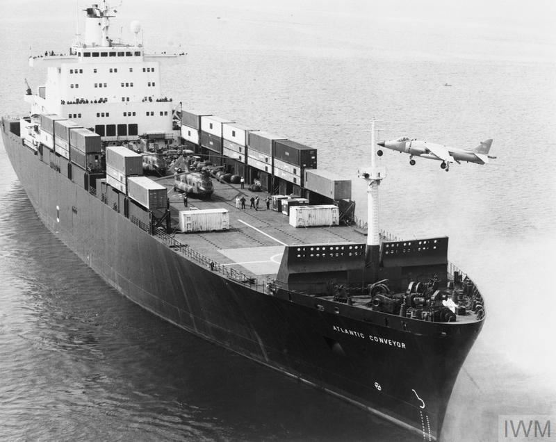 Atlantic Conveyor - IWM
