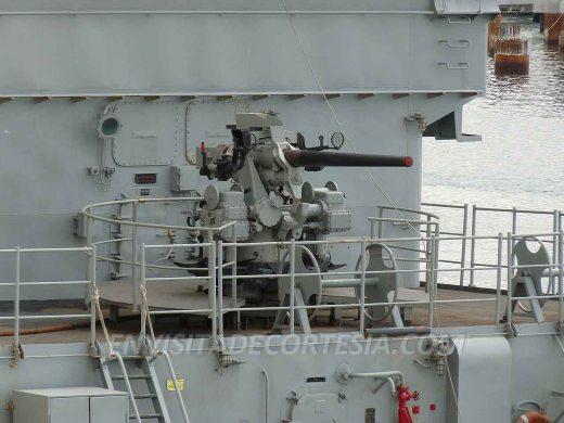 Cañon 76 mm Vigia - ACV