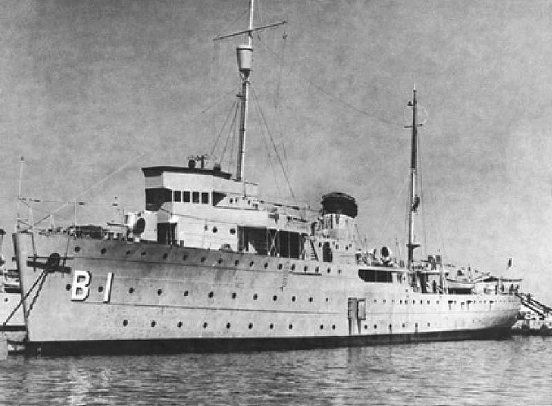 Durango B-1