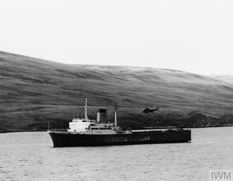 Europic Ferry - IWM