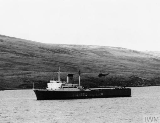 Europic Ferry - IWM