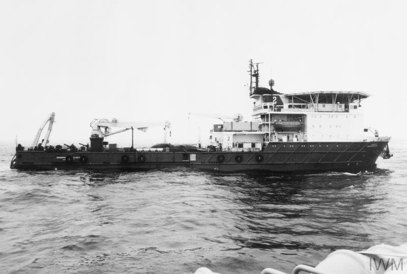 Stena Seaspread - IWM