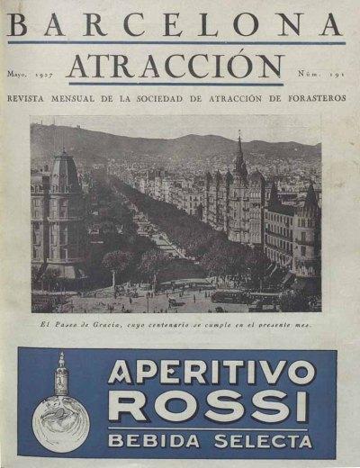Barcelona Atraccion
