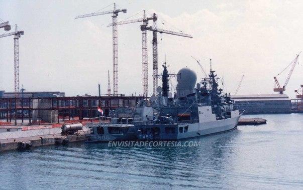 De Ruyter & Hydra - ACV - 08-09-1994