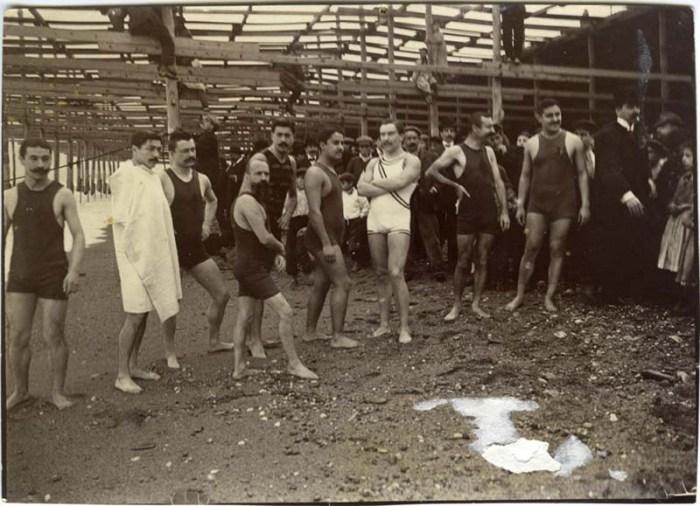 Edwald Poeschke - Copa Nadal 1908 - AJBCN