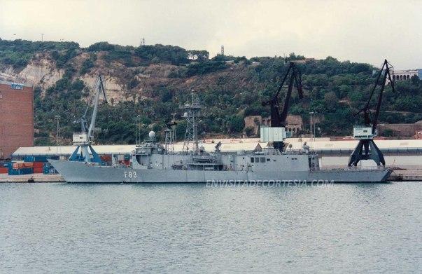 Numancia F83 - ACV - 05-09-1994