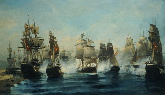 Aris 1807 - Konstantinos Volanakis - Wk