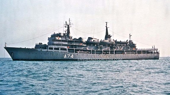 Aris A74 - JMF - 1989