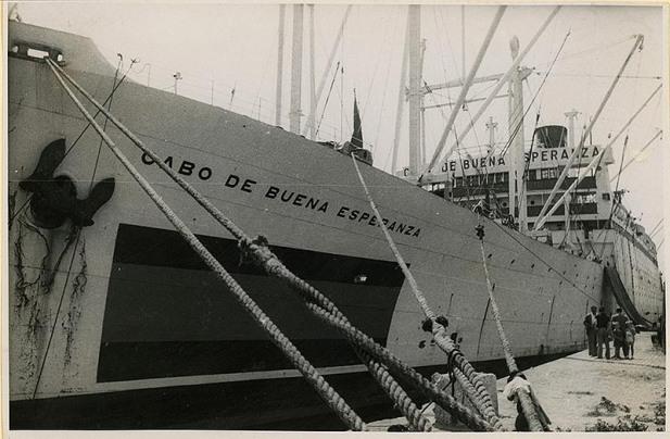Cabo de Buena Esperanza 04 - 1941 - AJBCN