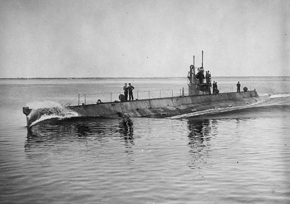USS M-1 - NARA