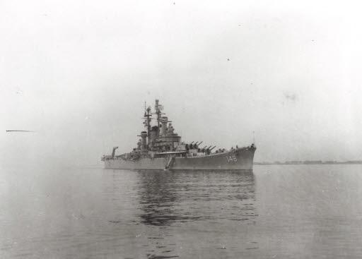 USS Newport News CA148 01 - MMB