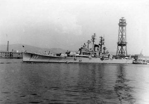 USS Newport News CA148 02 - MMB