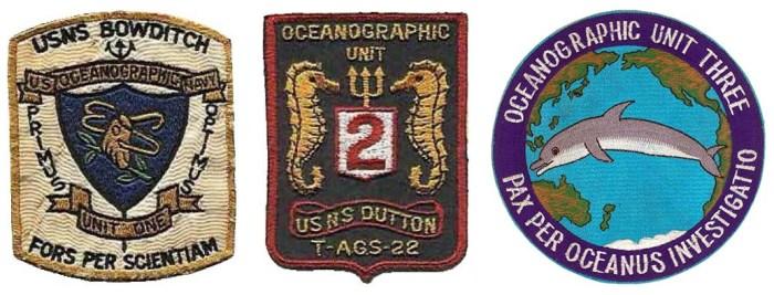 Unidades Oceanograficas