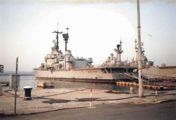 Andrea Doria 1995 - Marinai