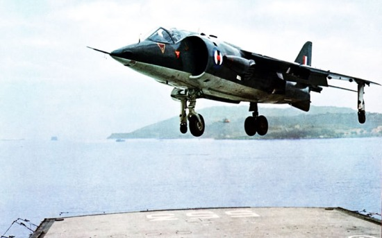 Andrea Doria - Harrier