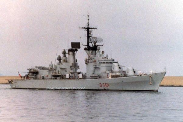 Audace D551 - 26-06-1979 - JMF