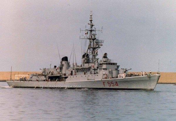 Centauro F554 - 26-06-1979 - JMF