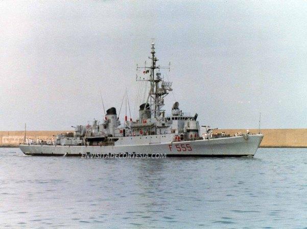 Cigno F555 - 26-06-1979 - JMF