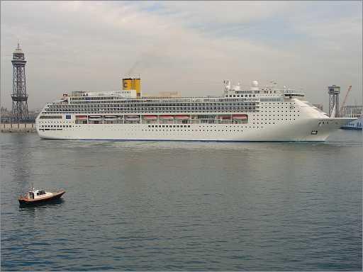 Costa Victoria - MMB