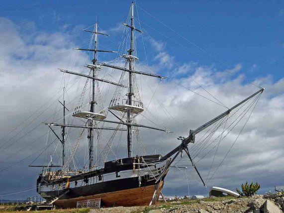 HMS Beagle 2012 - WK