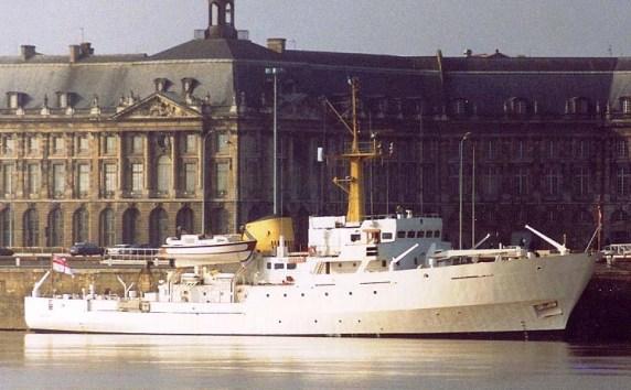 HMS Beagle A319 - WK