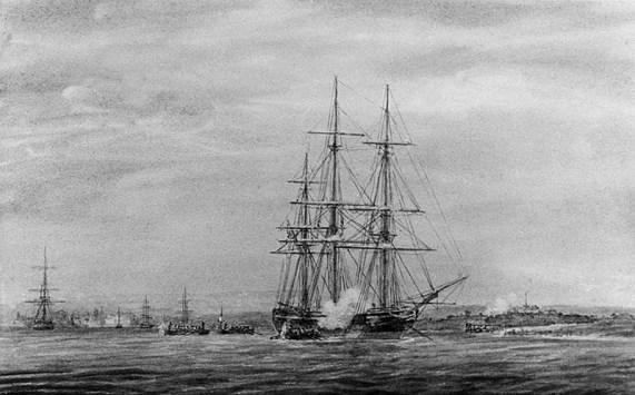 HMS Moiselle - WK