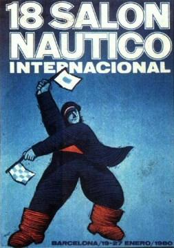 Poster XVIII Salon Nautico
