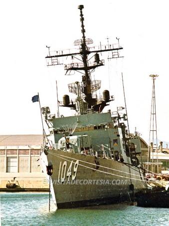 USS Koelsh DE1049 - JMF