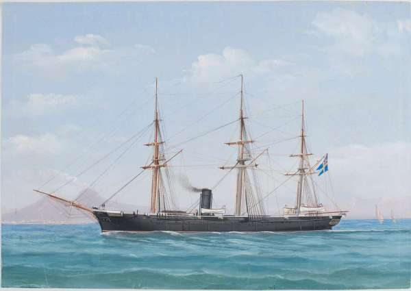 HMS Balder 01 - SM