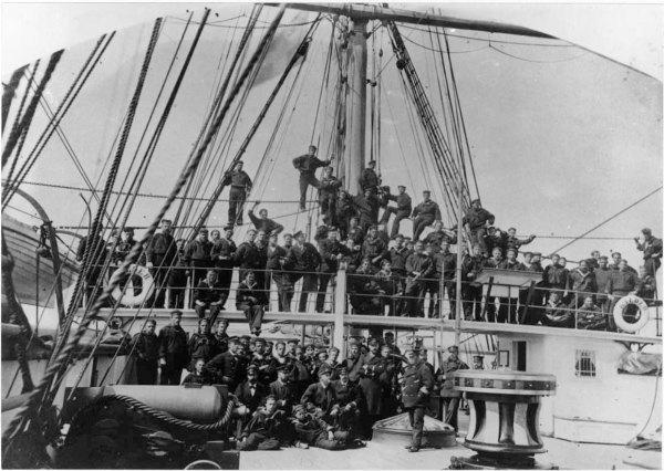 HMS Balder 02 - 1882 - DM