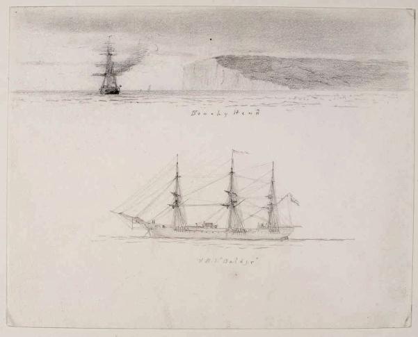 HMS Balder 04 - Cabo Beachy - SM
