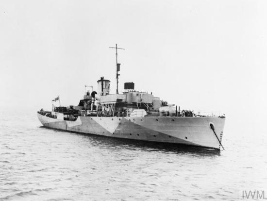 HMS Clematis - IWM