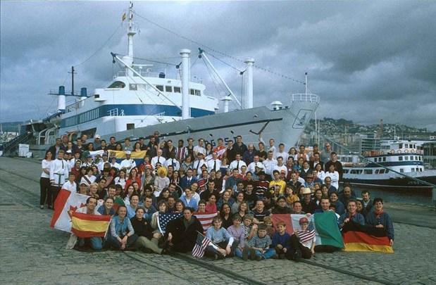 Logos II 04 - Vigo - 2001 - GBAS