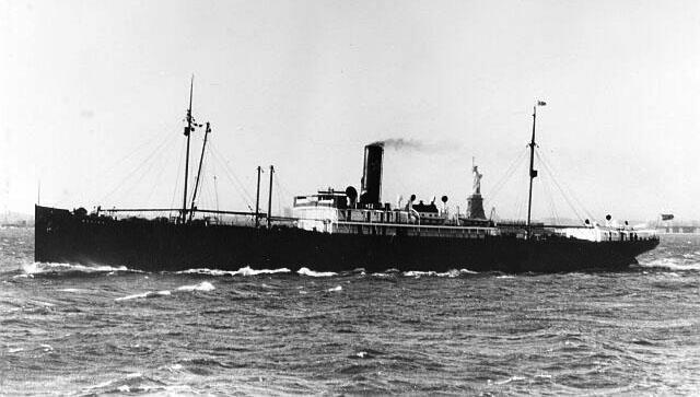 SS Medina - WK