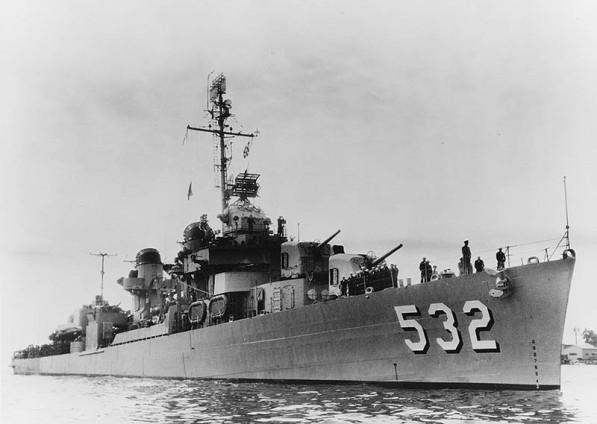 USS Heermann DD532 - NHC