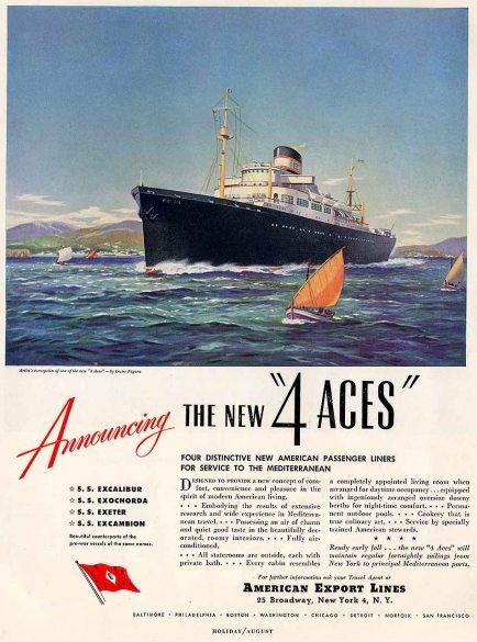 4 Aces 1948