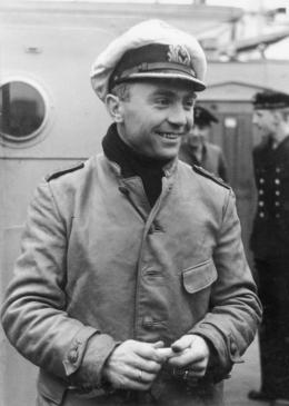 Kapitänleutnant Günther Prien
